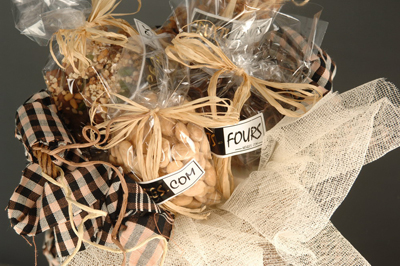 Artículos de pastelería para regalos de empresa